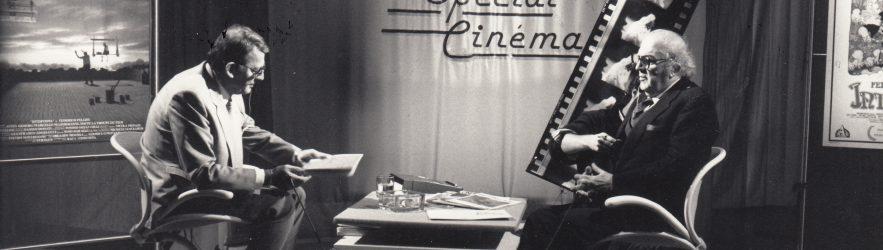 Interview de Frederico Fellini par Christian Defaye en 1987